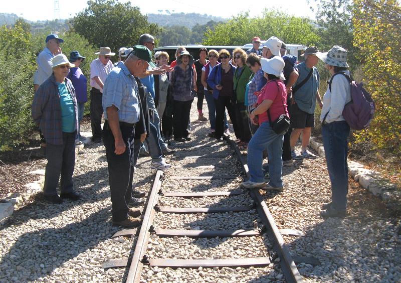 רכבת העמק כרוניקה של שימור מול הרס (סדרה בת 2 הרצאות)